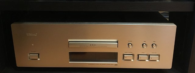 Repair of TEAC VRDS-25x CD Player: Sound of TOON (Global)